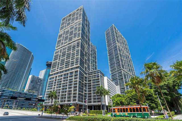 475 Brickell Ave #1915, Miami, FL 33131 (MLS #A11075667) :: The Howland Group