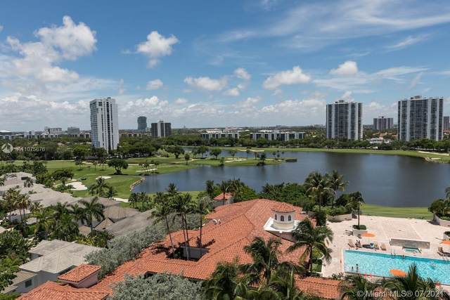 19900 E Country Club Dr #1206, Aventura, FL 33180 (MLS #A11075676) :: Podium Realty Group Inc