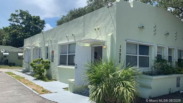 12906 NE 6th Ave, North Miami, FL 33161 (MLS #A11075679) :: Rivas Vargas Group