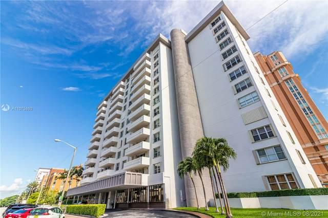 625 Biltmore Way #104, Coral Gables, FL 33134 (MLS #A11075690) :: Green Realty Properties