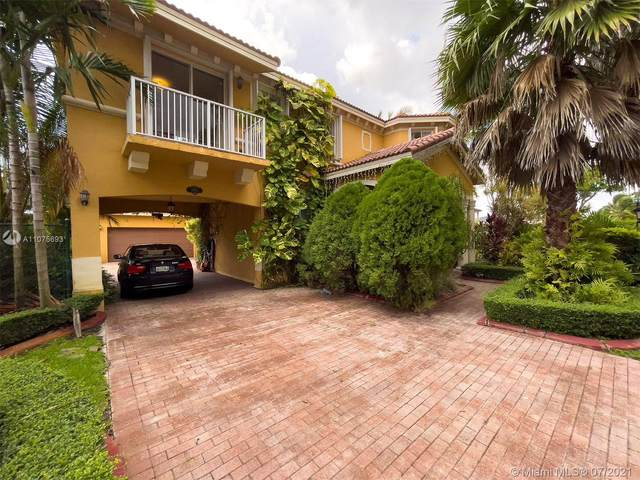 14990 SW 10th St, Miami, FL 33194 (MLS #A11075693) :: The Pearl Realty Group