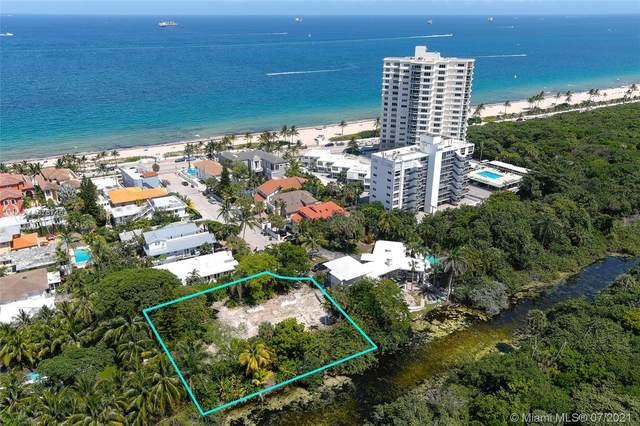 3301 NE 14th Ct, Fort Lauderdale, FL 33304 (MLS #A11075746) :: Rivas Vargas Group