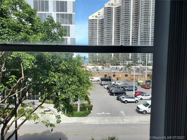 17620 Atlantic Blvd #404, Sunny Isles Beach, FL 33160 (MLS #A11075786) :: GK Realty Group LLC
