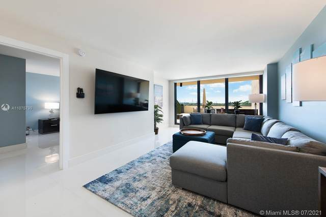 2555 Collins Ave #604, Miami Beach, FL 33140 (MLS #A11075790) :: The Howland Group