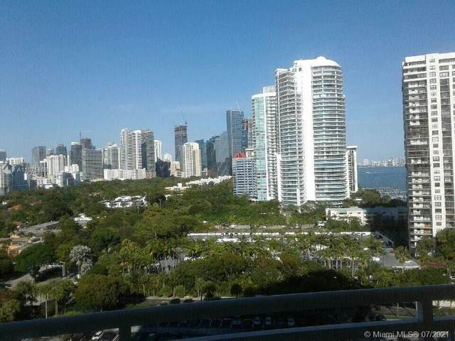 2475 Brickell Ave #1505, Miami, FL 33129 (MLS #A11075808) :: The Riley Smith Group
