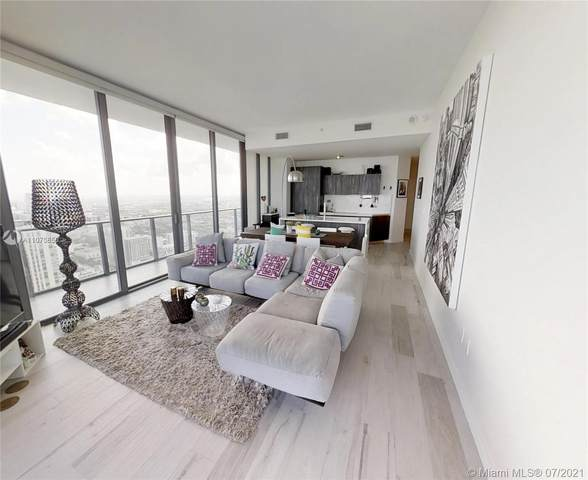 480 NE 31 #4801, Miami, FL 33137 (MLS #A11075850) :: Berkshire Hathaway HomeServices EWM Realty
