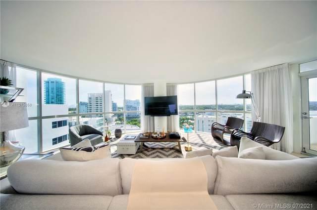 6301 Collins Ave #1105, Miami Beach, FL 33141 (MLS #A11075858) :: Berkshire Hathaway HomeServices EWM Realty