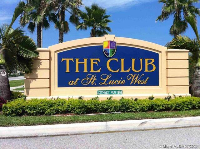 131 SW Palm Dr #202, Port Saint Lucie, FL 34986 (MLS #A11075871) :: Berkshire Hathaway HomeServices EWM Realty
