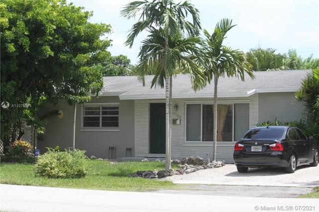 10750 SW 61st St, Miami, FL 33173 (MLS #A11075875) :: Vigny Arduz   RE/MAX Advance Realty