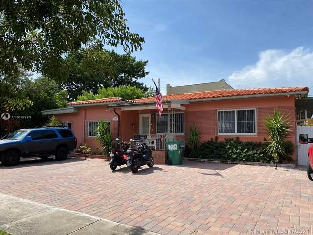 1761 SW 14th St, Miami, FL 33145 (MLS #A11075880) :: Castelli Real Estate Services