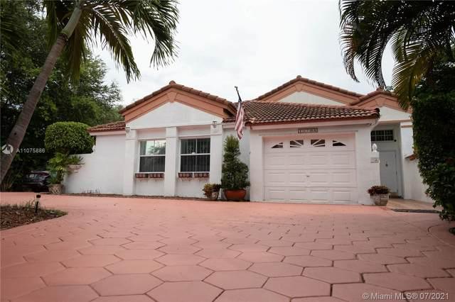 11706 SW 90th Ter, Miami, FL 33186 (MLS #A11075886) :: All Florida Home Team