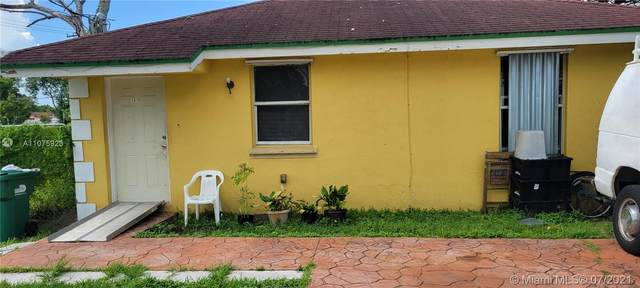 1816 NW 71st St, Miami, FL 33147 (MLS #A11075923) :: The Howland Group