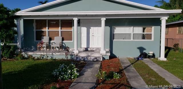 13940 NE 16th Ct, North Miami, FL 33181 (MLS #A11075984) :: The Rose Harris Group