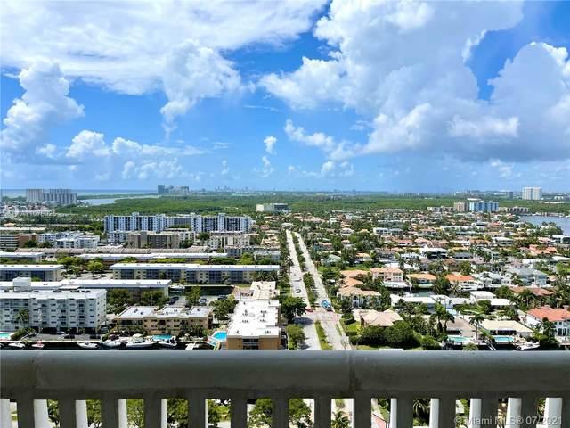 2000 Island Blvd #2508, Aventura, FL 33160 (#A11076025) :: Dalton Wade
