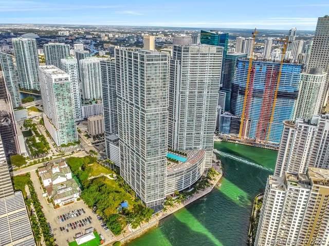 495 Brickell Ave #609, Miami, FL 33131 (#A11076029) :: Dalton Wade