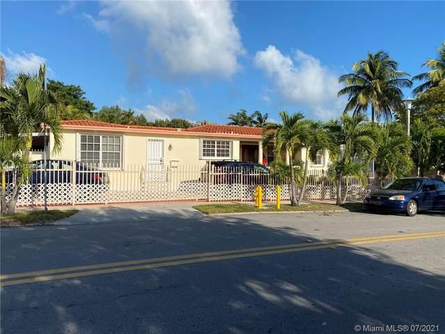 1451 SW 19th Ave, Miami, FL 33145 (MLS #A11076045) :: Natalia Pyrig Elite Team | Charles Rutenberg Realty