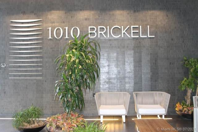 1010 Brickell Ave #4211, Miami, FL 33131 (MLS #A11076056) :: The Howland Group