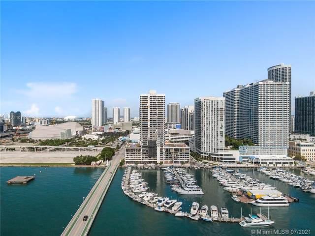 555 NE 15th St 22G, Miami, FL 33132 (MLS #A11076084) :: Berkshire Hathaway HomeServices EWM Realty