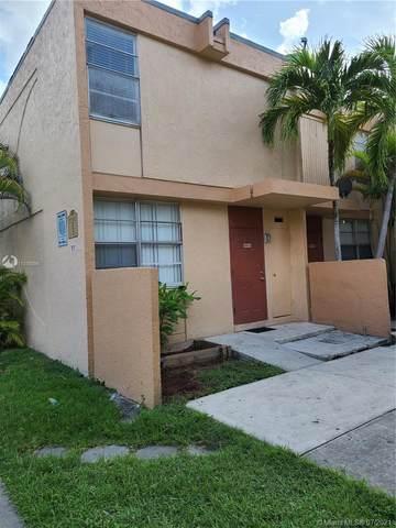 5958 SW 68th St #113, South Miami, FL 33143 (MLS #A11076096) :: Douglas Elliman