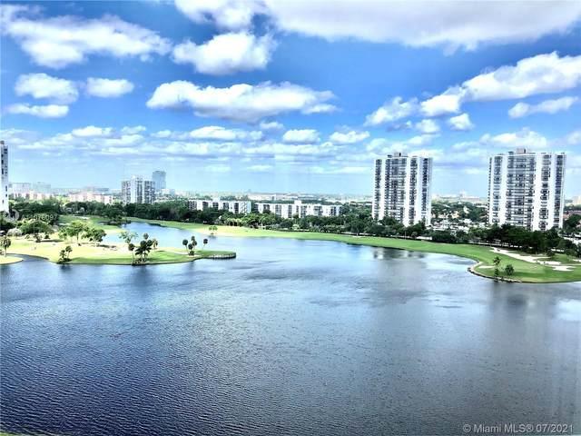 20000 E Country Club Dr #1208, Aventura, FL 33180 (MLS #A11076097) :: Search Broward Real Estate Team