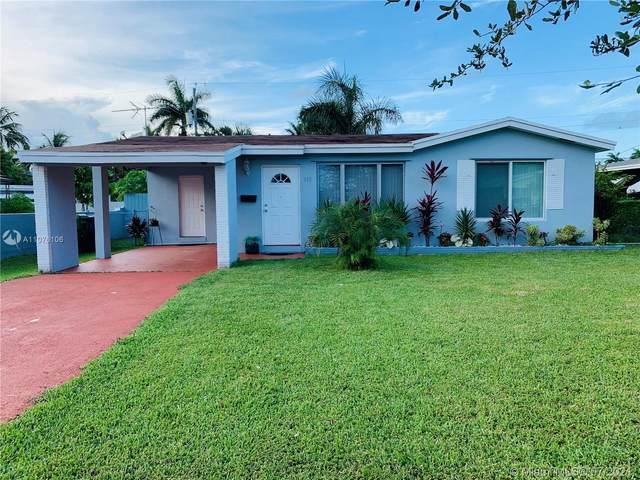 813 NE 2nd St, Hallandale Beach, FL 33009 (MLS #A11076106) :: Vigny Arduz | RE/MAX Advance Realty