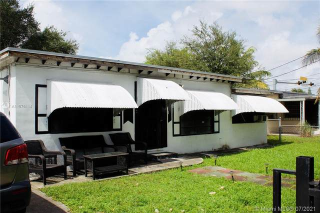 8080 NW 8th Ave, Miami, FL 33150 (MLS #A11076114) :: Vigny Arduz | RE/MAX Advance Realty