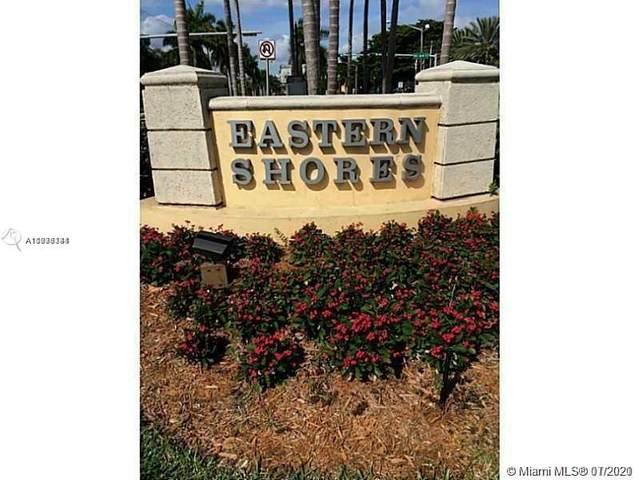 3660 NE 166th St #816, North Miami Beach, FL 33160 (MLS #A11076148) :: Green Realty Properties