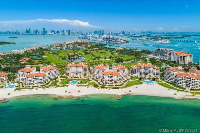 7852 Fisher Island Dr #7852, Miami Beach, FL 33109 (MLS #A11076166) :: Rivas Vargas Group