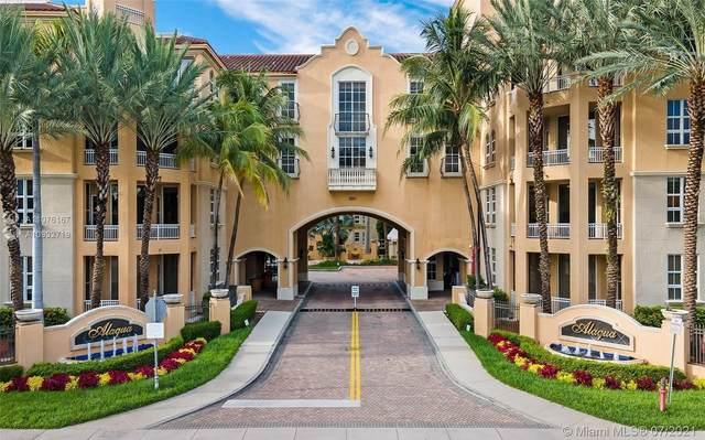 3001 NE 185th St #326, Aventura, FL 33180 (MLS #A11076167) :: Equity Realty