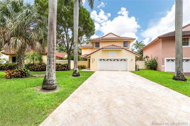 10405 NW 43rd Ter, Doral, FL 33178 (MLS #A11076191) :: The Jack Coden Group