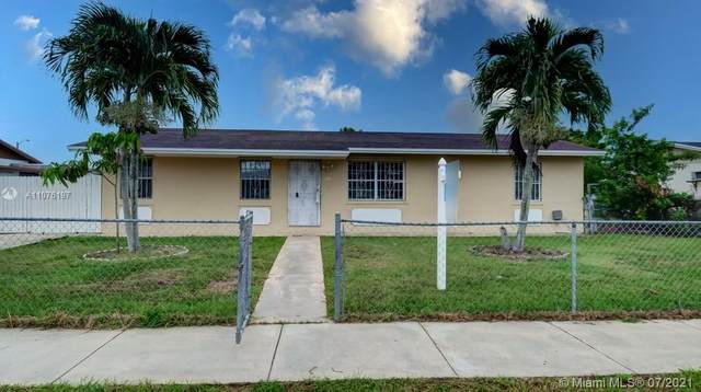 549 SW 17th Terrace, Homestead, FL 33030 (MLS #A11076197) :: Onepath Realty - The Luis Andrew Group