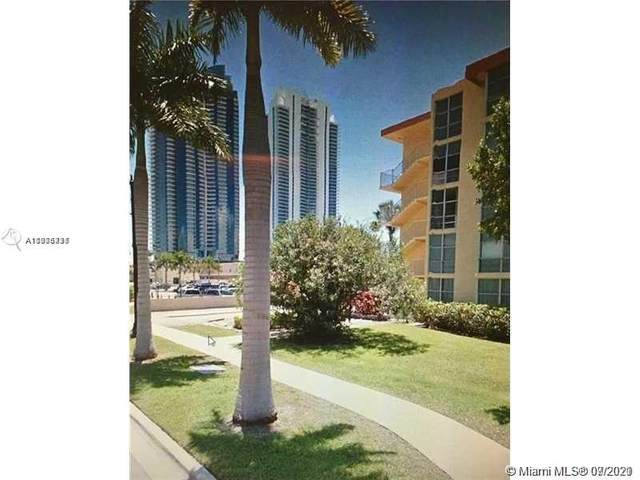 200 172nd St #404, Sunny Isles Beach, FL 33160 (MLS #A11076235) :: Onepath Realty - The Luis Andrew Group