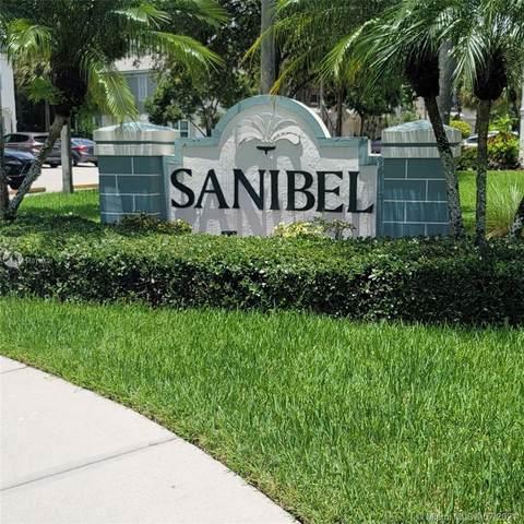 8045 Sanibel Dr #8045, Tamarac, FL 33321 (MLS #A11076238) :: Onepath Realty - The Luis Andrew Group
