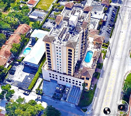1627 SW 37th Ave #500, Miami, FL 33145 (MLS #A11076291) :: The Howland Group