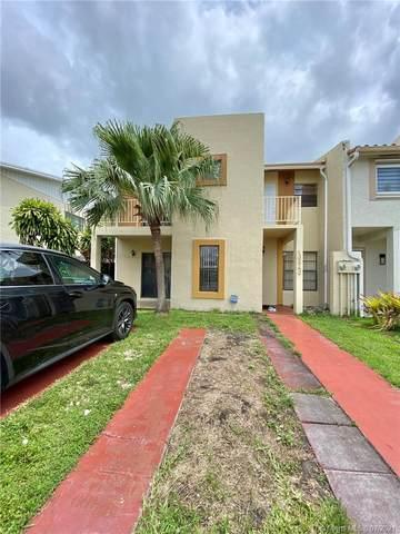 10940 SW 25th St #10940, Miami, FL 33165 (MLS #A11076303) :: Rivas Vargas Group