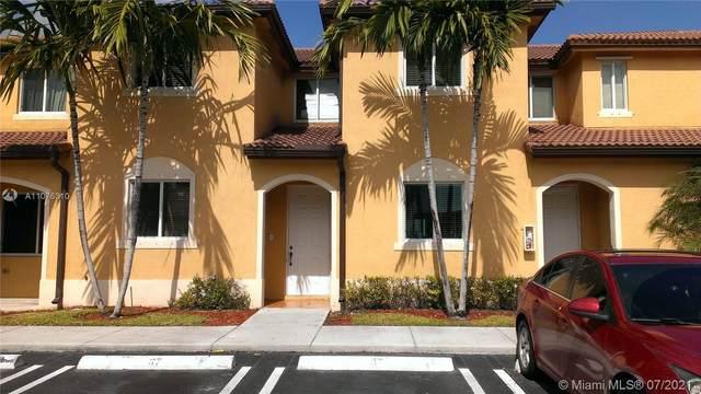 12010 SW 268th St #41, Homestead, FL 33032 (MLS #A11076310) :: Rivas Vargas Group
