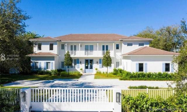 12250 SW 60th Ct, Pinecrest, FL 33156 (MLS #A11076316) :: Equity Realty
