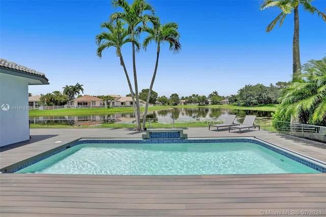 2537 Jardin Ter, Weston, FL 33327 (MLS #A11076354) :: All Florida Home Team