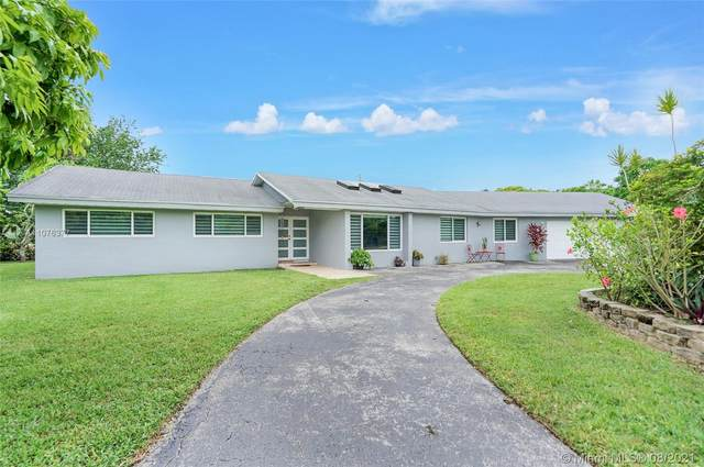 16700 SW 272nd St, Homestead, FL 33031 (MLS #A11076377) :: Prestige Realty Group