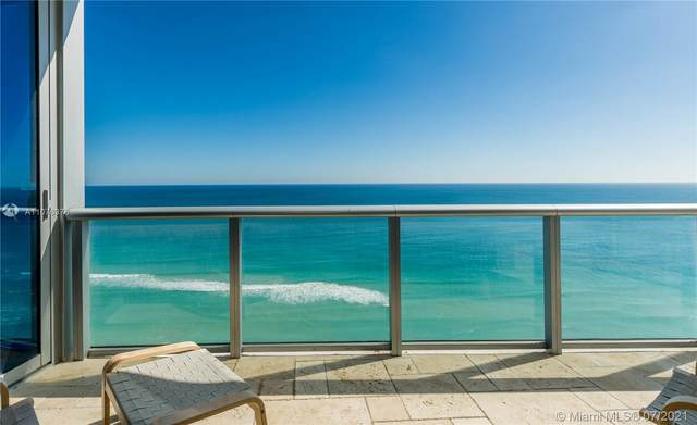 17001 Collins Av #2401, Sunny Isles Beach, FL 33160 (MLS #A11076378) :: Berkshire Hathaway HomeServices EWM Realty