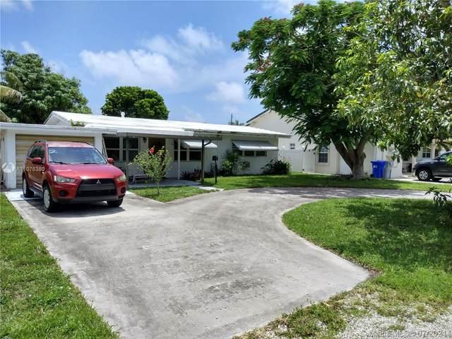 416 NE 25th Ave, Pompano Beach, FL 33062 (MLS #A11076380) :: The Rose Harris Group
