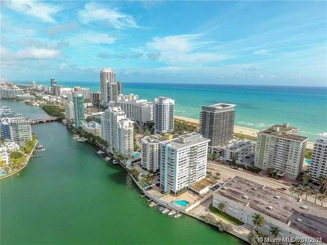 5838 Collins Ave Phc, Miami Beach, FL 33140 (MLS #A11076424) :: The Howland Group