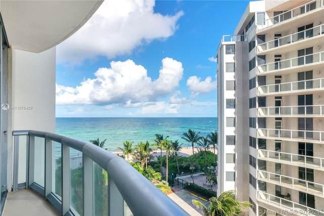 17315 Collins Ave #603, Sunny Isles Beach, FL 33160 (MLS #A11076429) :: Equity Advisor Team