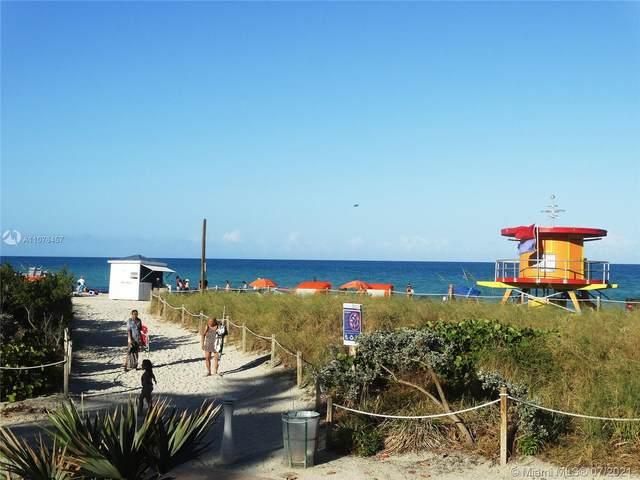 6969 Collins Ave #902, Miami Beach, FL 33141 (MLS #A11076457) :: Patty Accorto Team