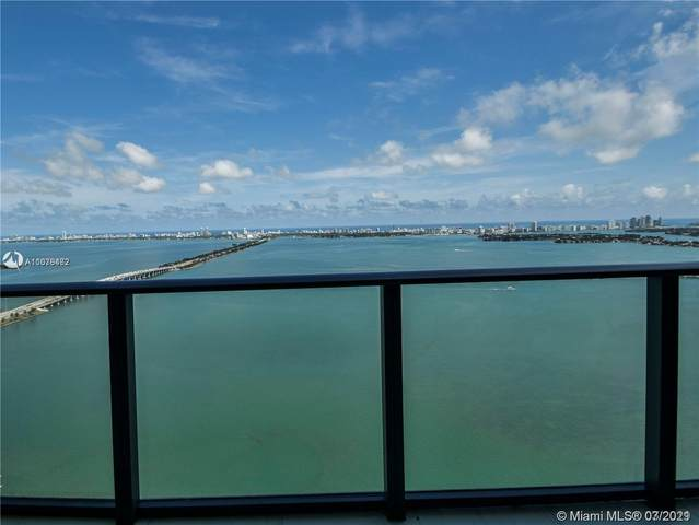 480 NE 31st St #4402, Miami, FL 33137 (MLS #A11076462) :: Berkshire Hathaway HomeServices EWM Realty