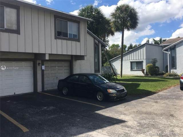2041 NW 56th Ave 35-A, Lauderhill, FL 33313 (MLS #A11076488) :: The Riley Smith Group