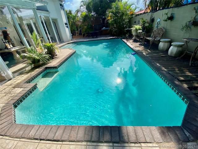9311 NW 13th St, Pembroke Pines, FL 33024 (MLS #A11076525) :: Green Realty Properties