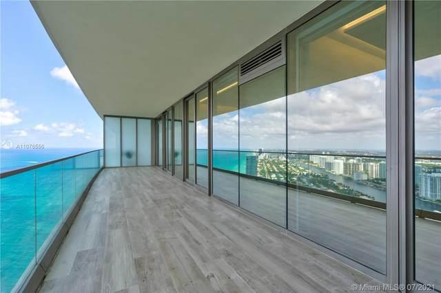 18975 Collins Ave #5202, Sunny Isles Beach, FL 33160 (MLS #A11076556) :: Berkshire Hathaway HomeServices EWM Realty