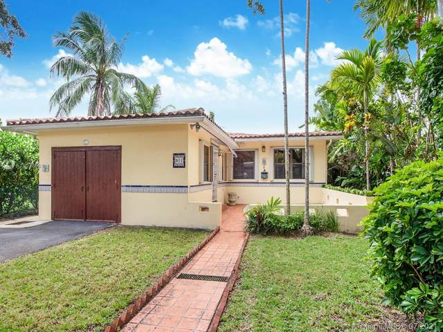 911 Santiago St, Coral Gables, FL 33134 (MLS #A11076561) :: Equity Realty