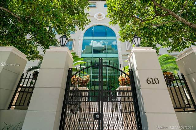 610 Valencia Ave #302, Coral Gables, FL 33134 (MLS #A11076590) :: Onepath Realty - The Luis Andrew Group